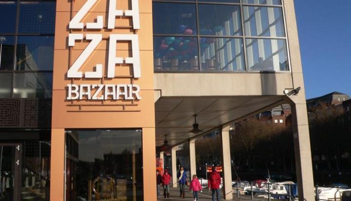 zaza bazaar front