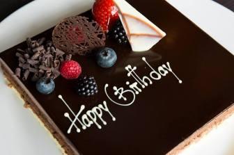 zaza bday cake