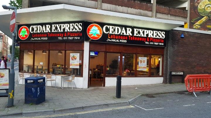 cedar express